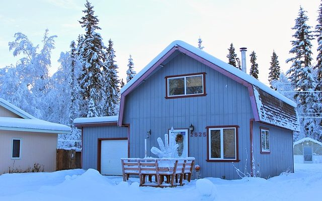 How to Make Sure Your Garage Stays Warm in the Cold Winter Months